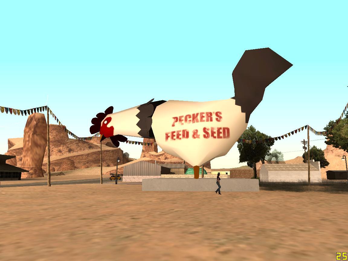 Voici le plus grand coq du monde qui fait peur - Tuxboard